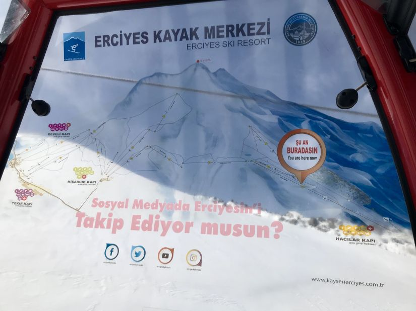 곤돌라 내부에 그려진 에르지예스 스키장 지도.jpg